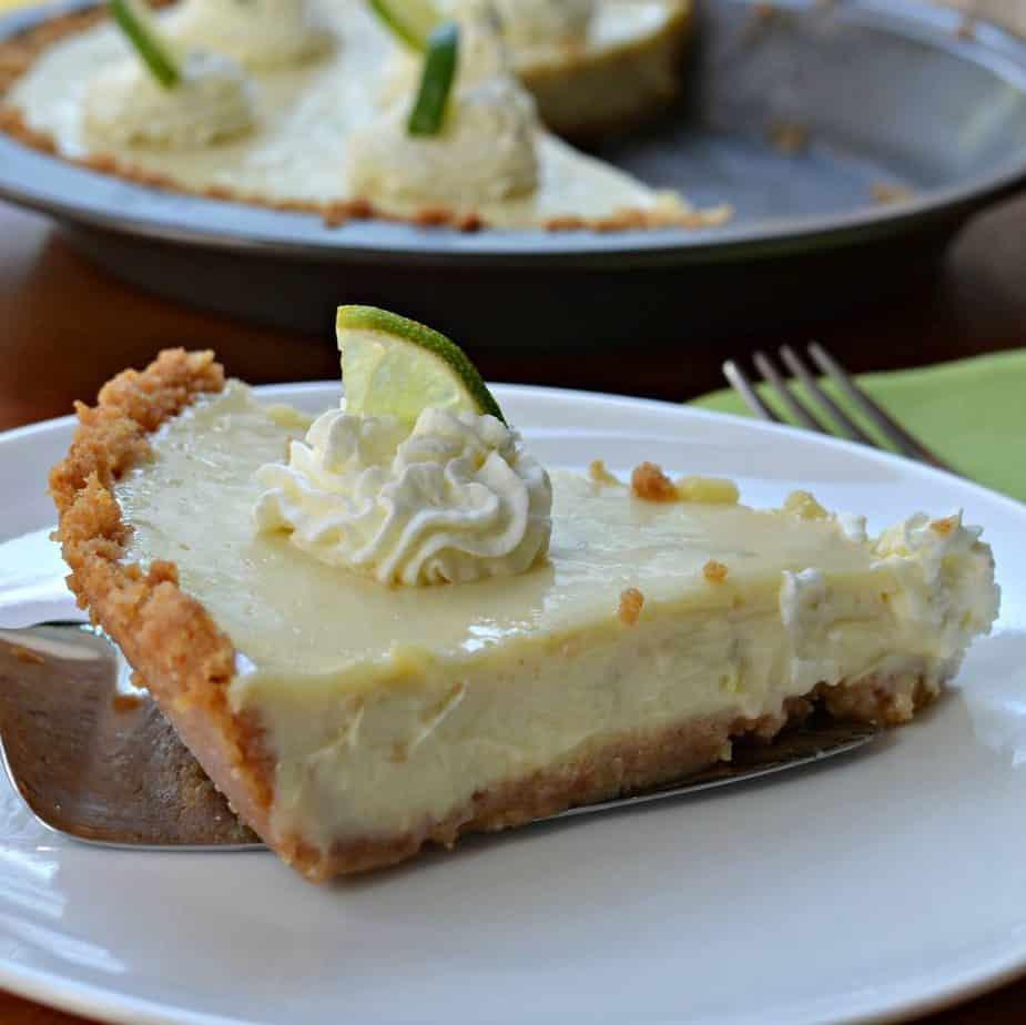 Key Lime Pie Recipe (A True Classic Summer Dessert Treat)
