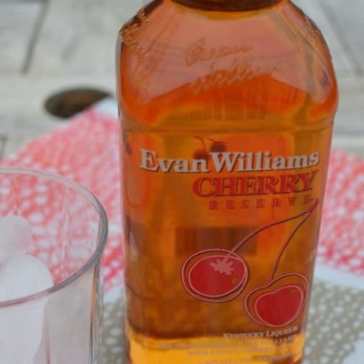 Best flavored whiskey ever!!  Evan Williams Cherry Reserve