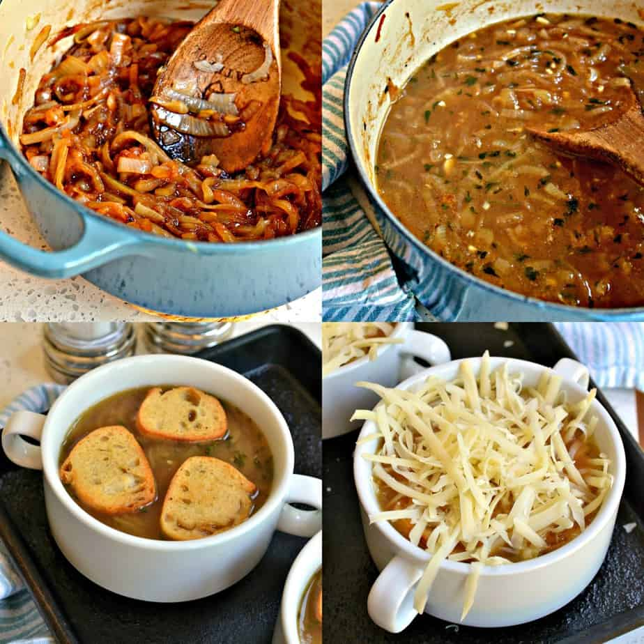 How to make French Onion Soup