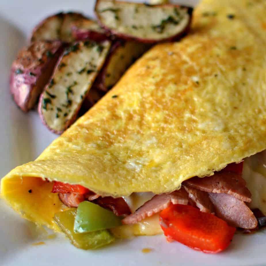 Denver Omelette Origin