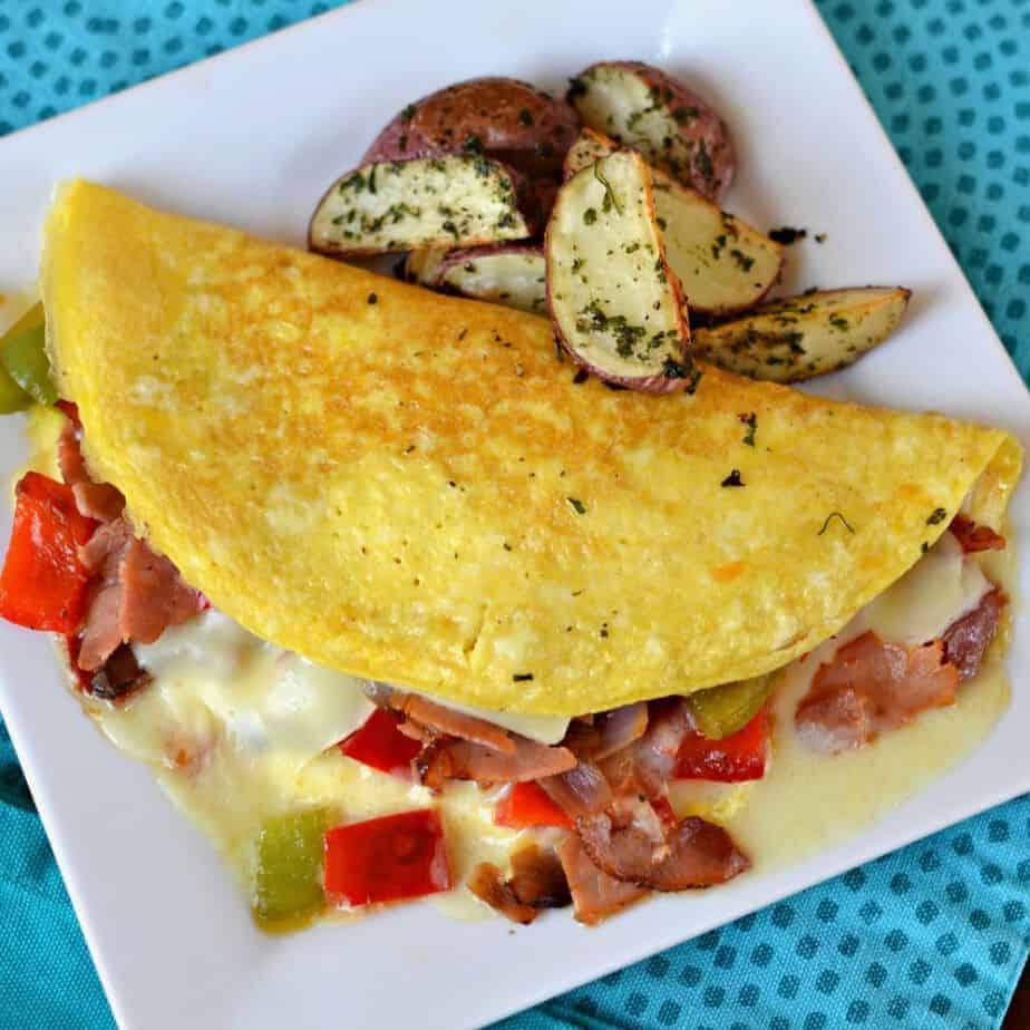 Denver Omelette Recipe