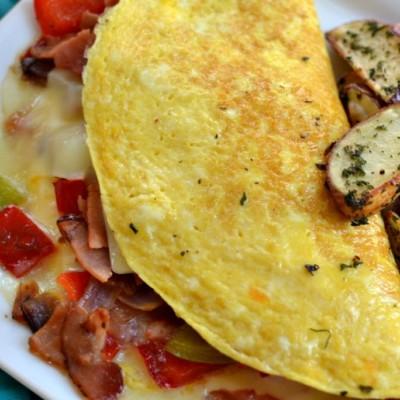 Classic Denver Omelette