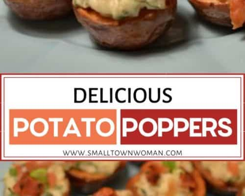 Potato Poppers