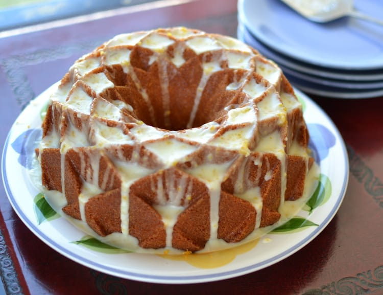 Jubilee Cake Pan