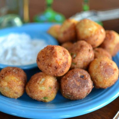 Jalapeno & Cheddar Hush Puppies