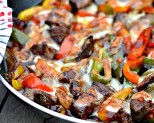 Philly Steak and Cheese Recipe