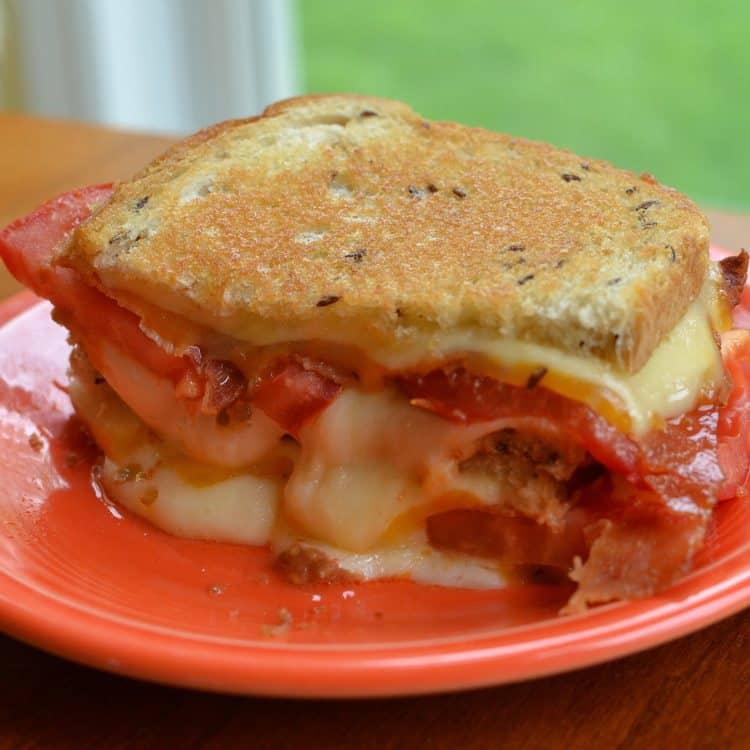 food that compares to the Grilled Cheese except for maybe Mac & Cheese ...