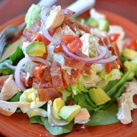 Cobb Wedge Salad