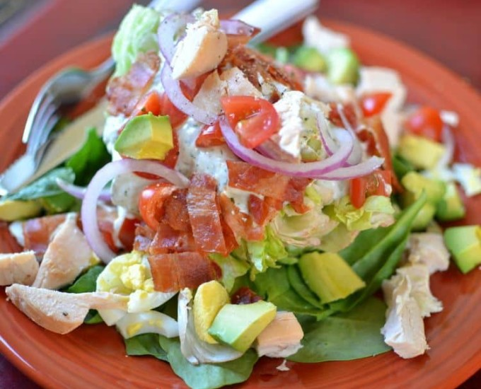 Cobb Wedge Salad