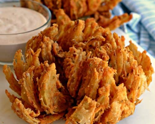 Blooming Onions