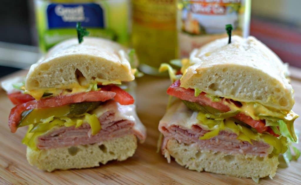 What is a Po Boy Sandwich