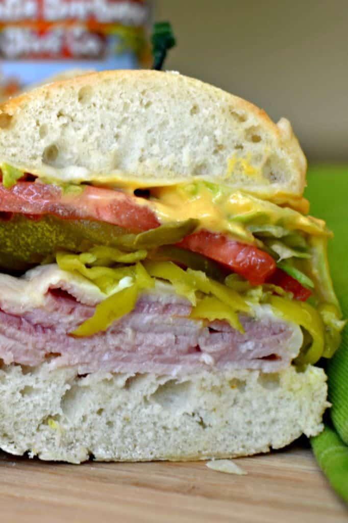 Po Boy Sandwich Recipe