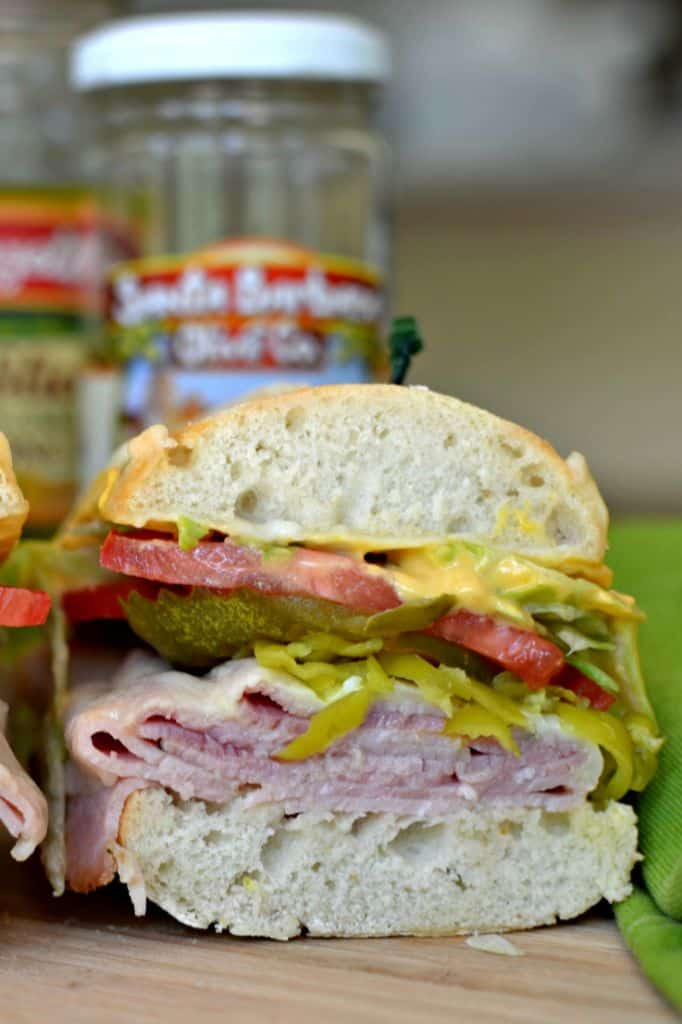 How to Make a Po Boy Sandwich