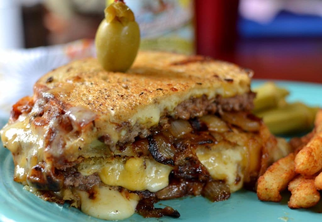 Classic Patty Melt | Small Town Woman