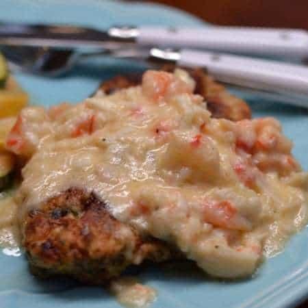 Chicken La Mer