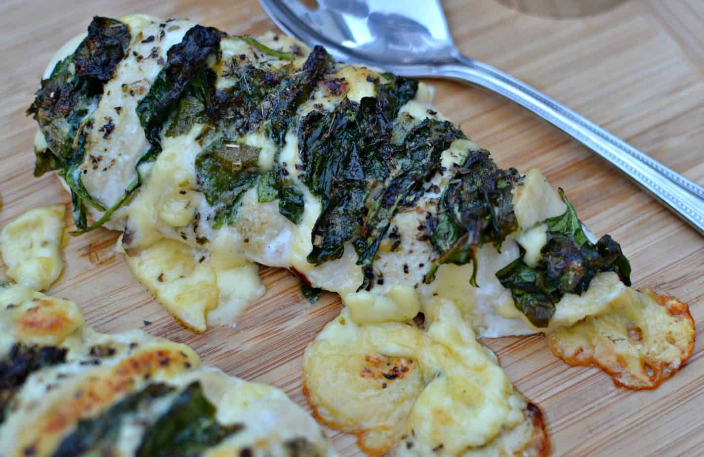 Hasselback Chicken Recipe