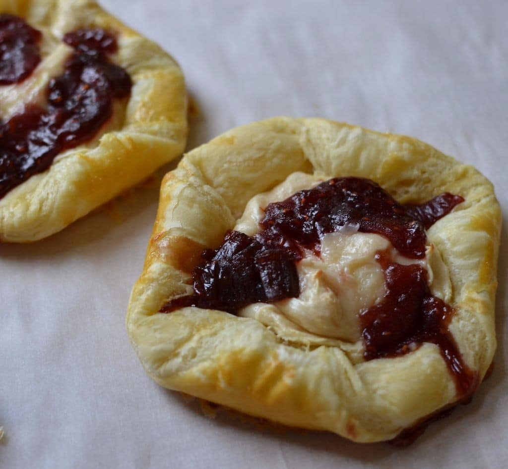 Making fresh pastry is super simple with frozen pastry puff. You don ...
