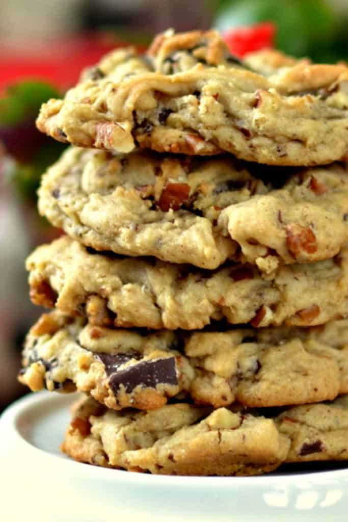 Delicious Homemade Chocolate Chip Cookies
