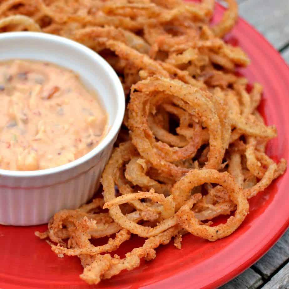 Fried Onions Straws