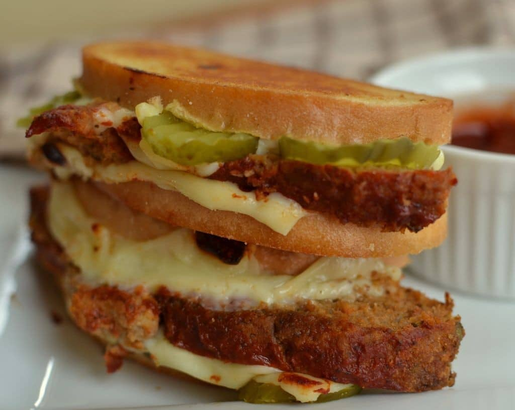 Grilled meatloaf sandwiches are what it is all about! They are out of ...