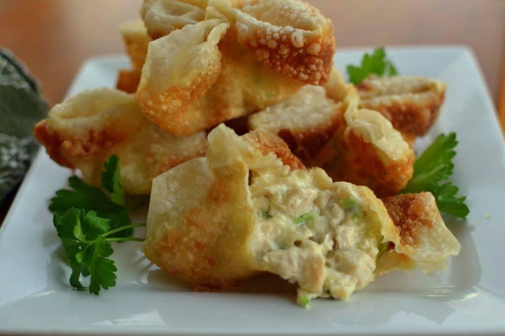 Chicken Jalapeno Wontons (4)