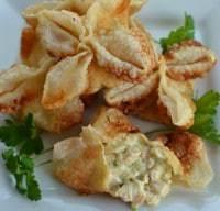 Chicken Jalapeno Wontons (5)