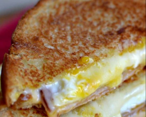 Egg and Cheese Sandwich