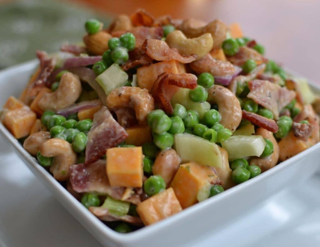 Sweet Pea Salad (2)