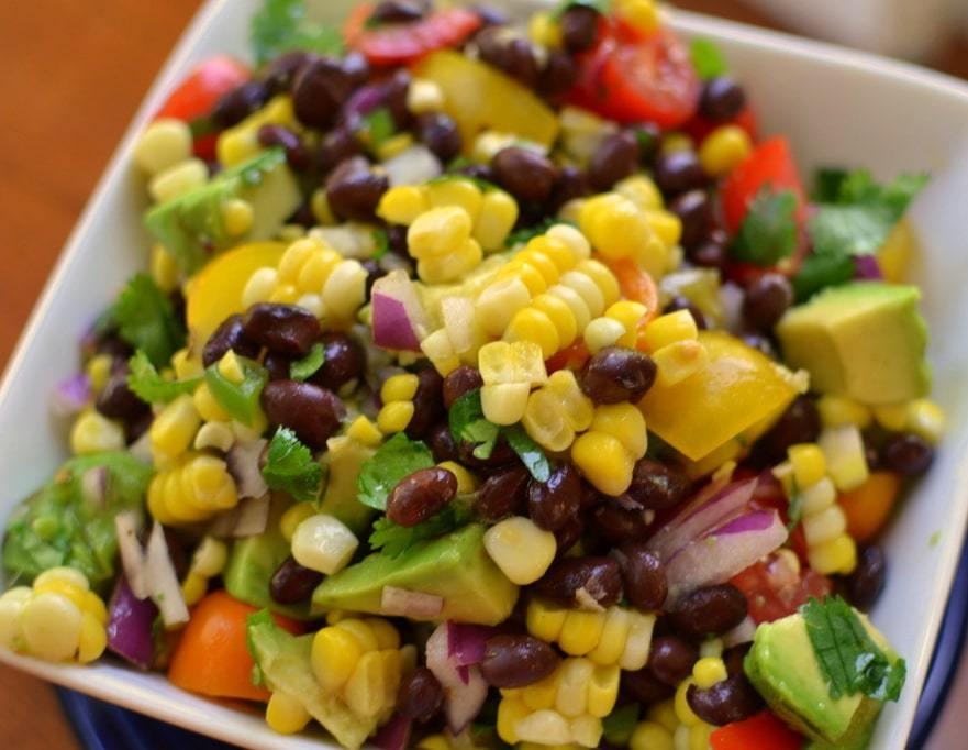 Black Bean Corn Salad-001