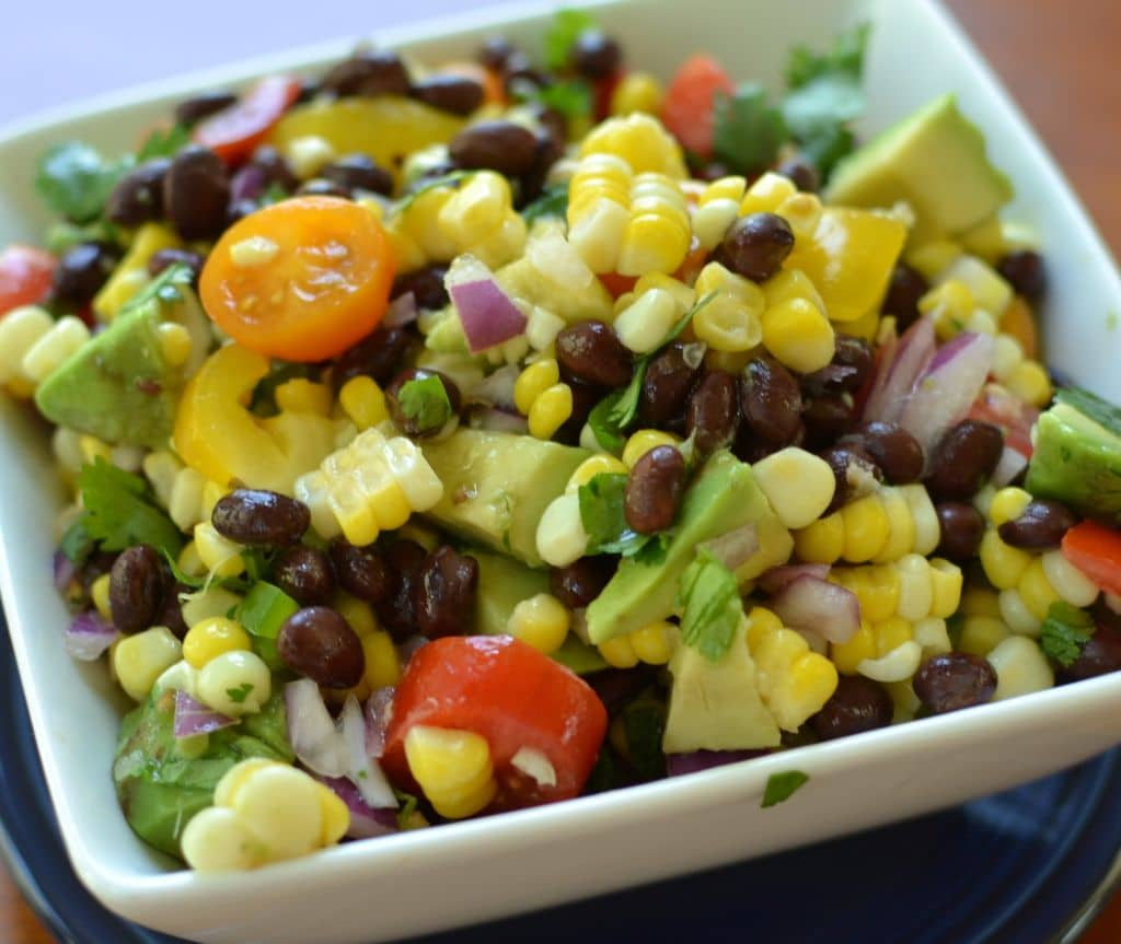 Black Bean Corn Salad (3)