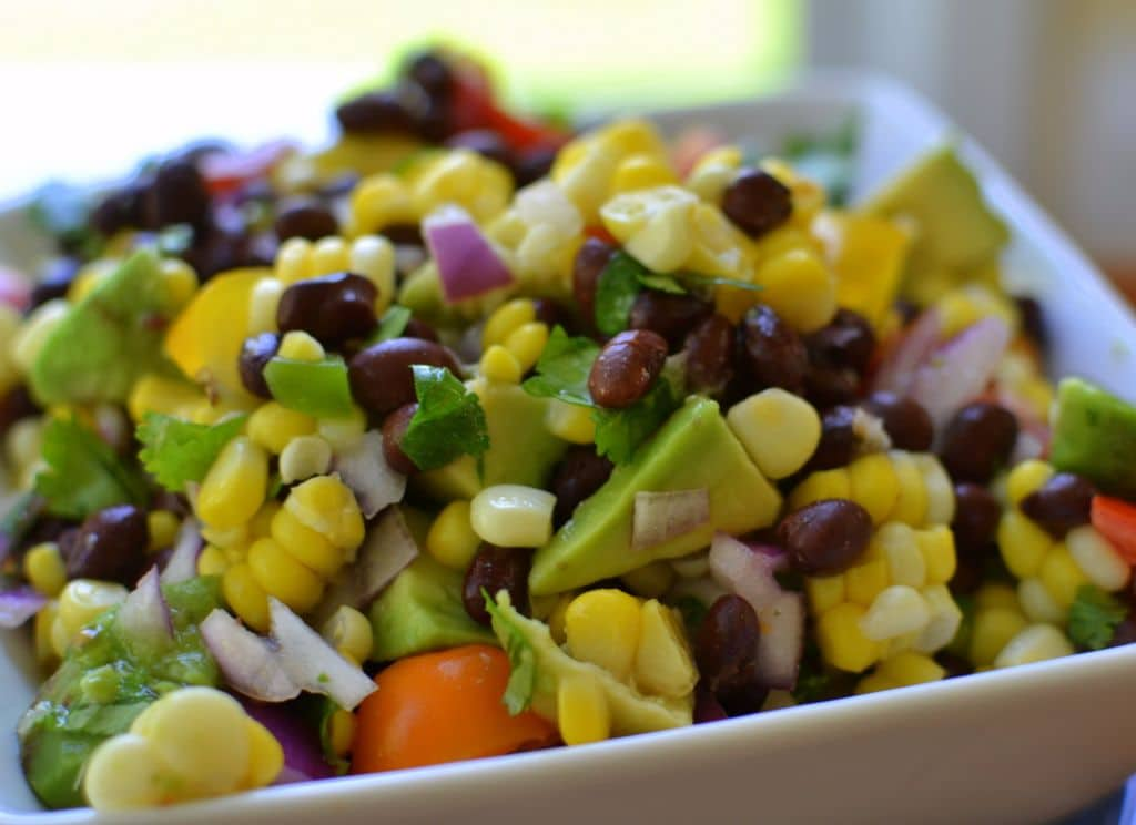Black Bean Corn Salad (4)