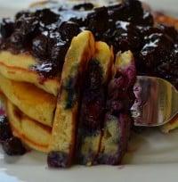 Blueberry Buttermilk Pancakes (9)