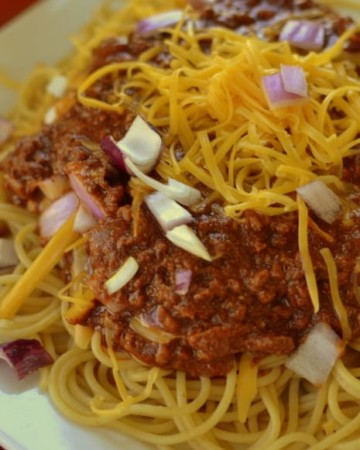 Cincinnati Chili (A Unique Culinary Taste Experience)