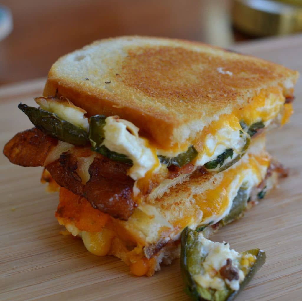 Jalapeno Popper Grilled Cheese (2)