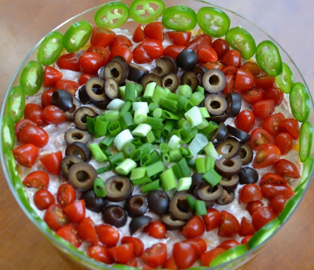 Layered Taco Salad (7)