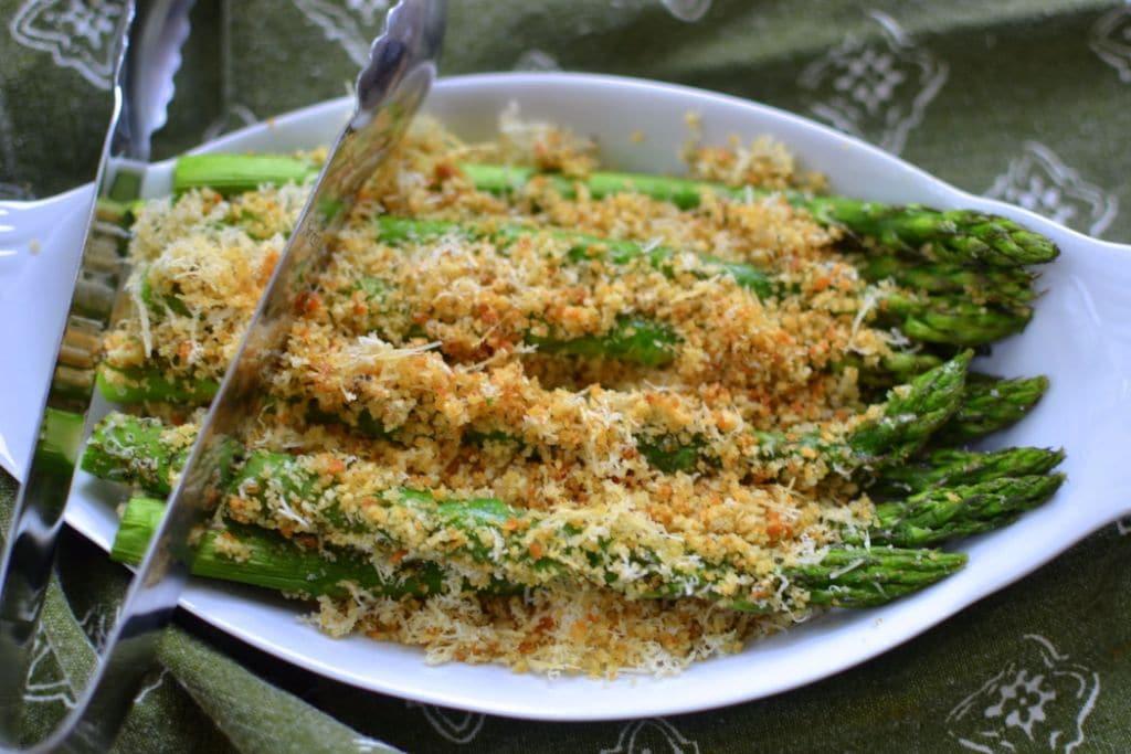 Parmesan Breaded Asparagus (2)