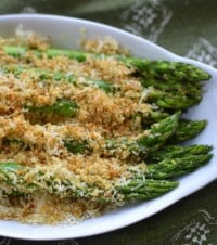 Parmesan Breaded Asparagus (3)