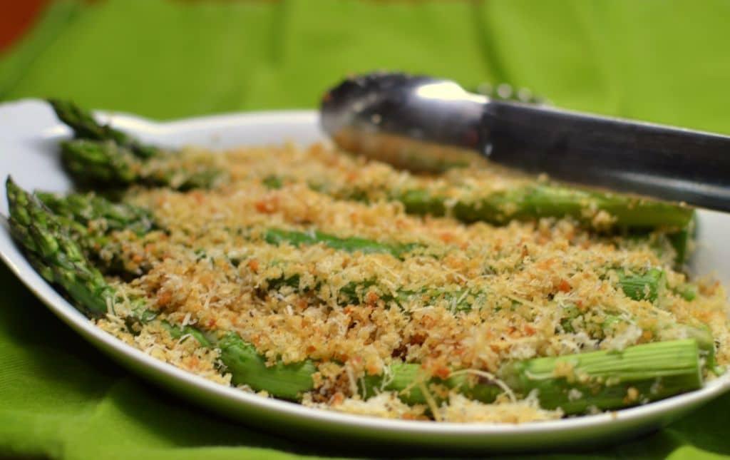 Parmesan Breaded Asparagus