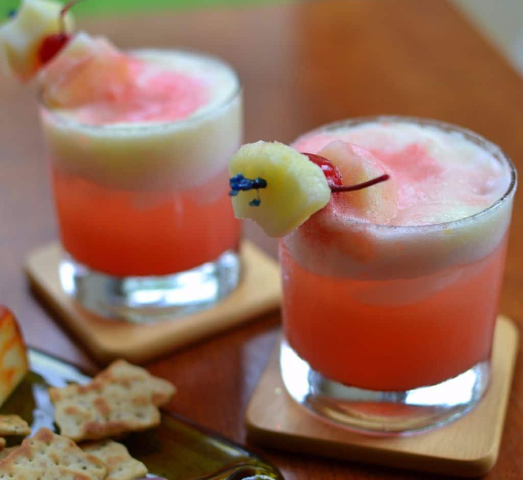 Pineapple Cherry Crush Cocktail (6)