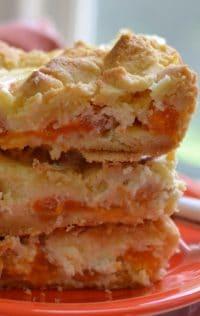 Apricot Cream Cheese Crumble Bars (4)