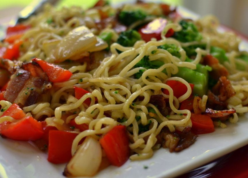 Broccoli Ramen Salad (2)