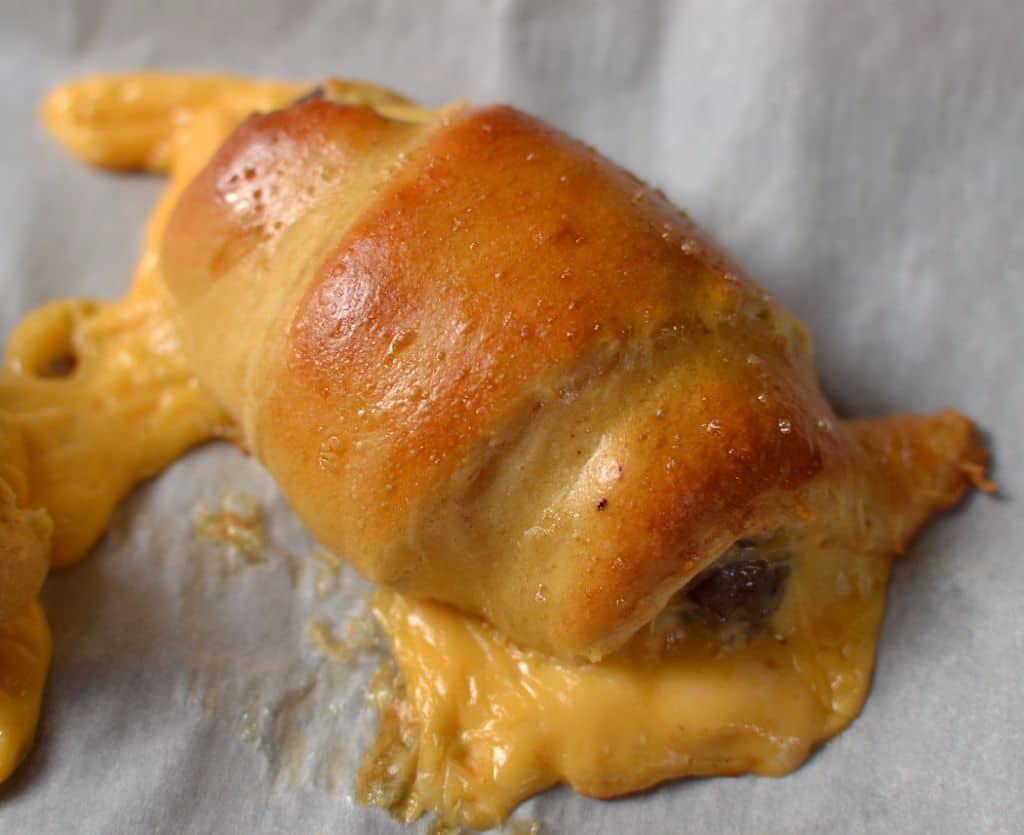 Sausage Link Crescents (3)