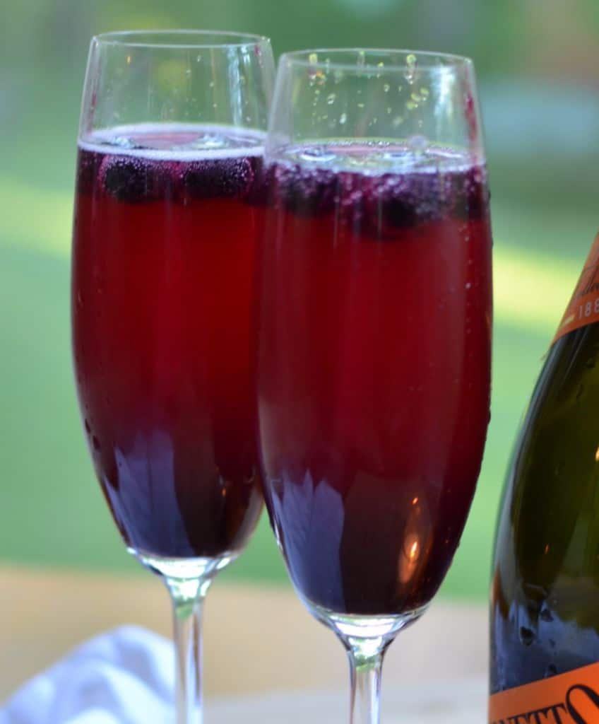 Blueberry Bellini (4)