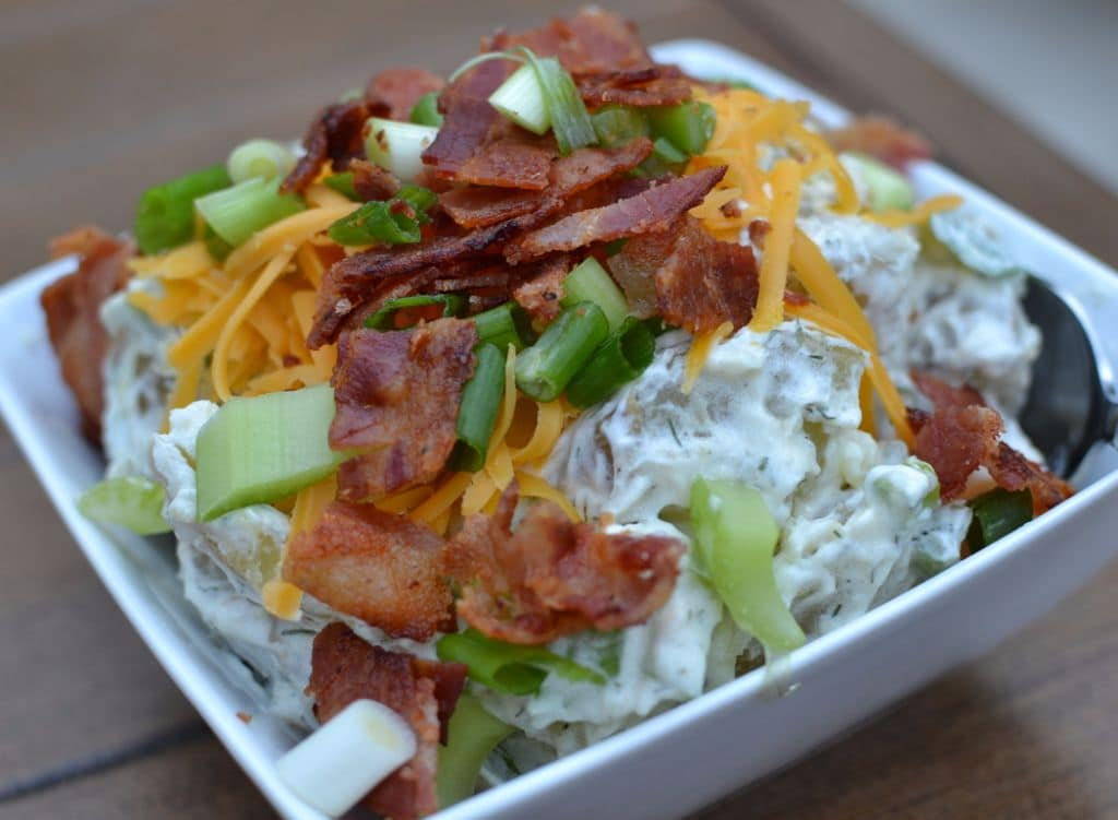 Loaded Baked Potato Salad (2)