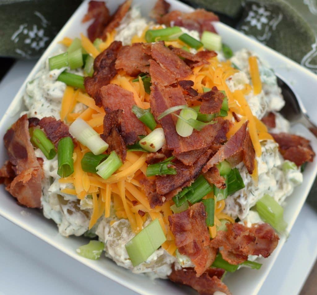 Loaded Baked Potato Salad (3)