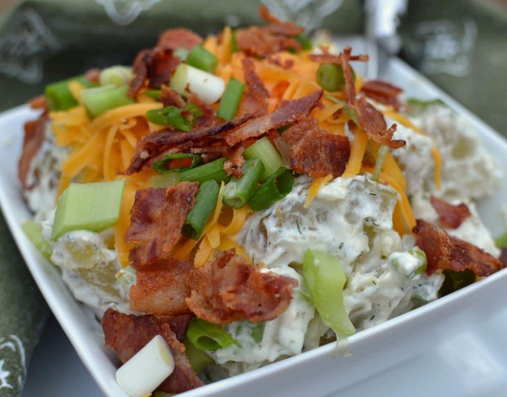 Loaded Baked Potato Salad (7)