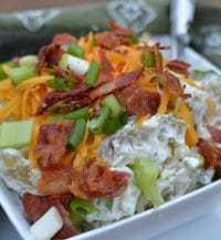 Loaded Baked Potato Salad (8)