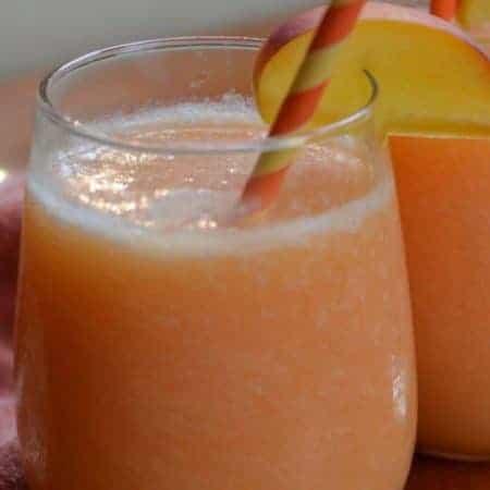 Peach Mango Daiquiris