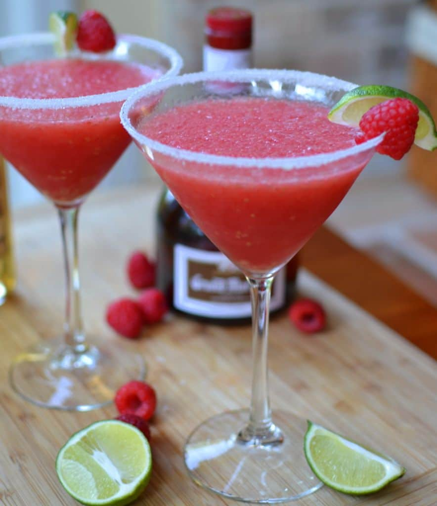Raspberry Margarita (4)