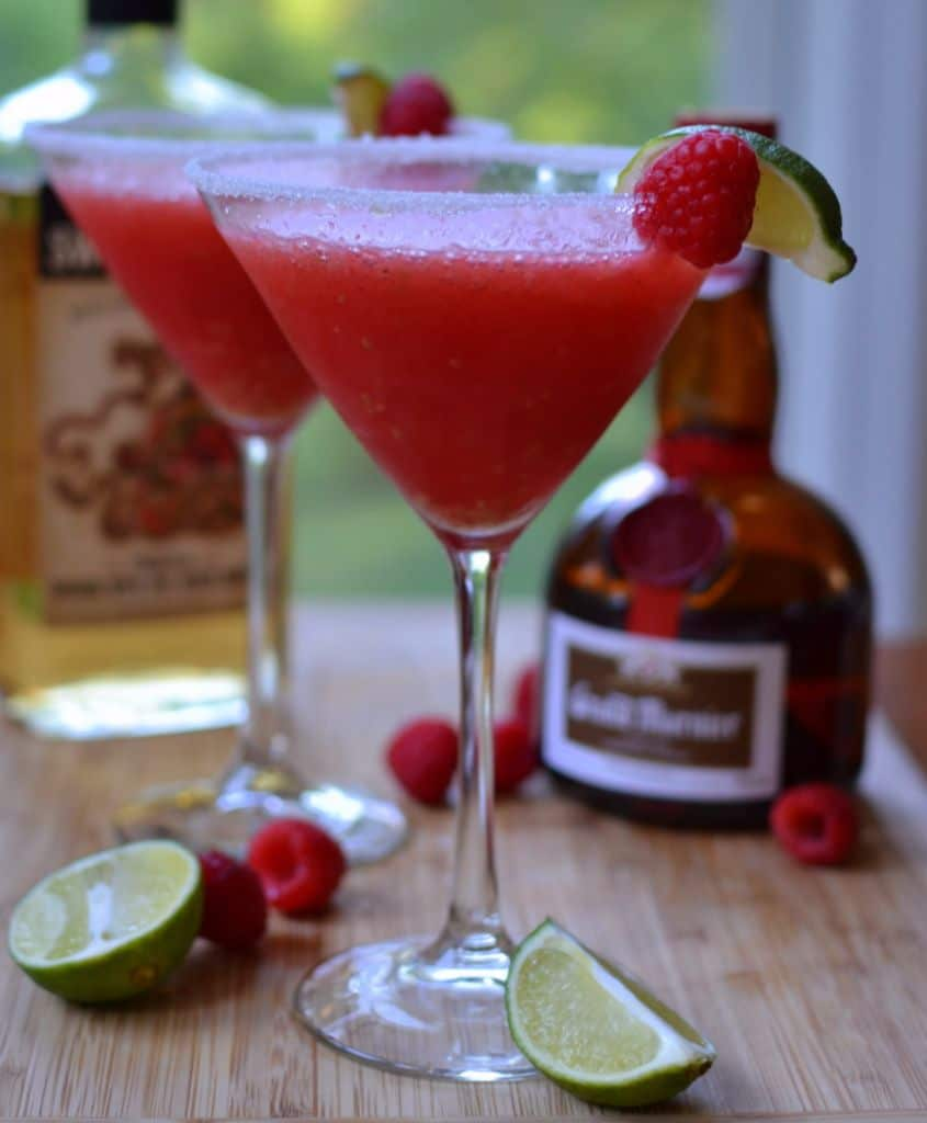 Raspberry Margarita (5)